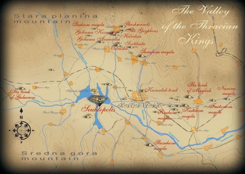 Долината на тракийските ръце