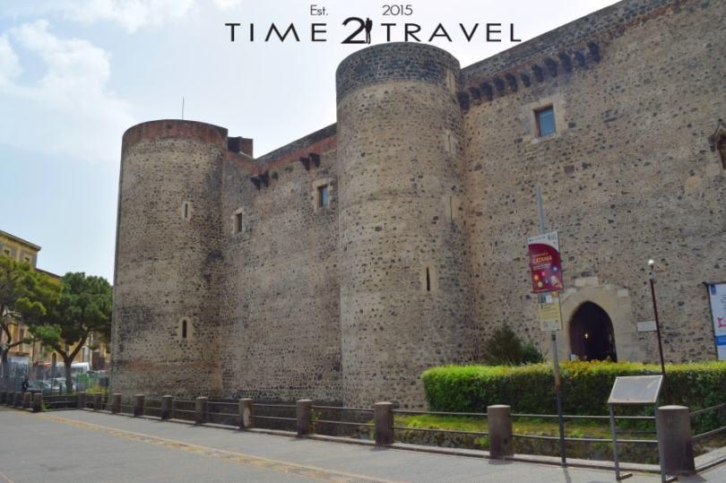 Замъкът Урсино, катания