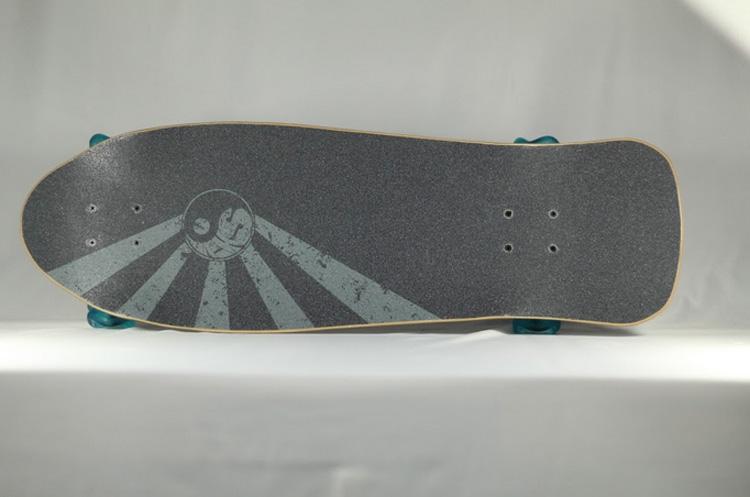 Shark Wheel Cruiser Skateboard time4gadget