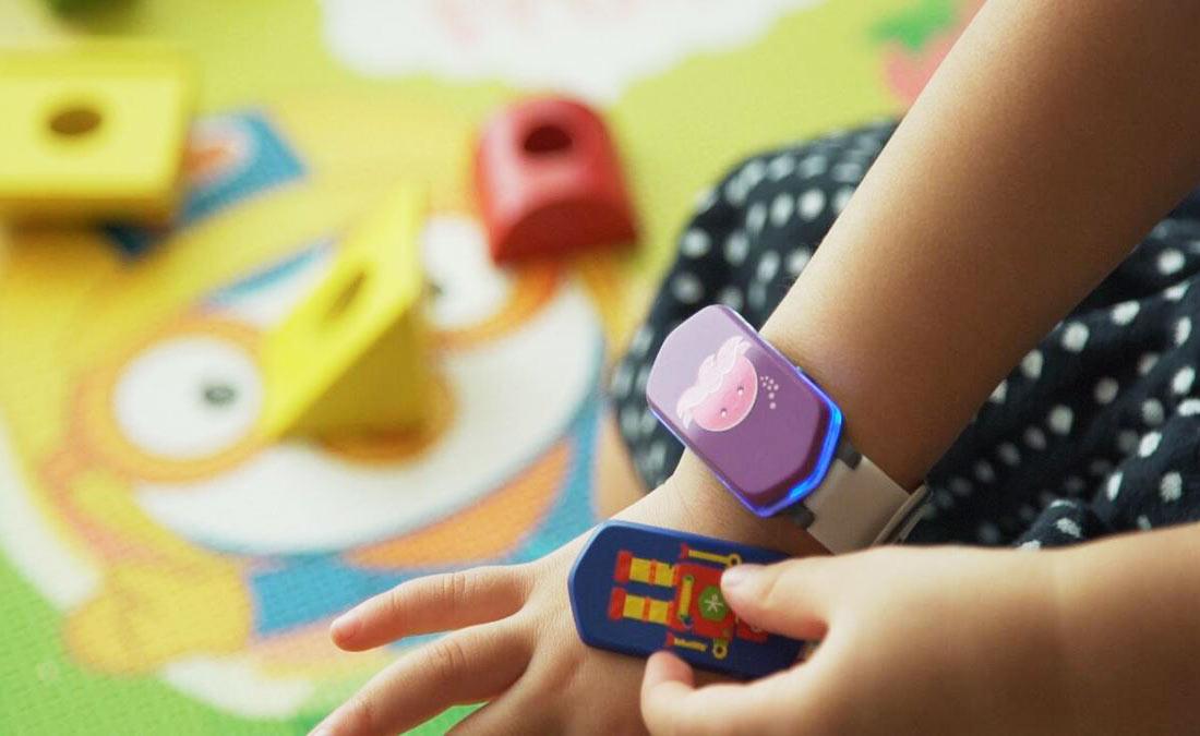 Kiddo-Kids Health Smart Monitor 4