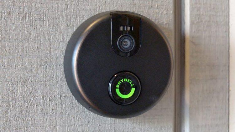 Skybell HD WiFi Doorbell 5