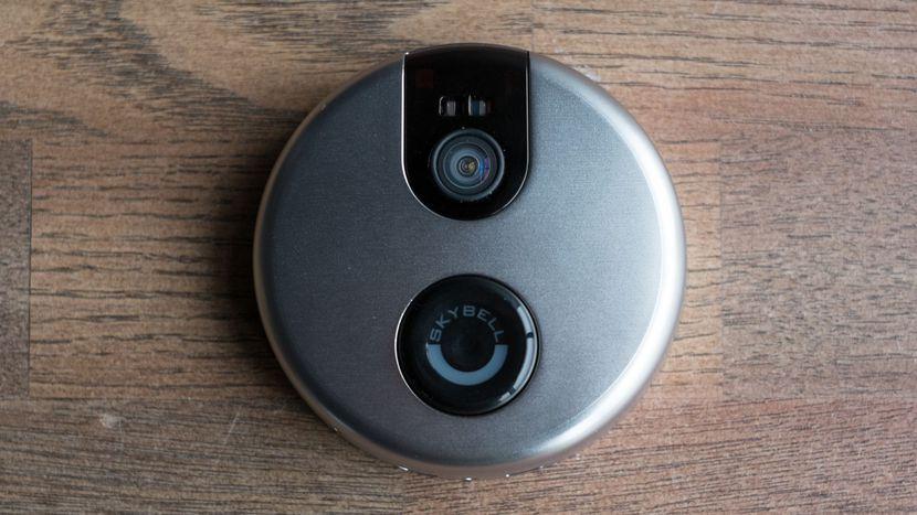 Skybell HD WiFi Doorbell 3