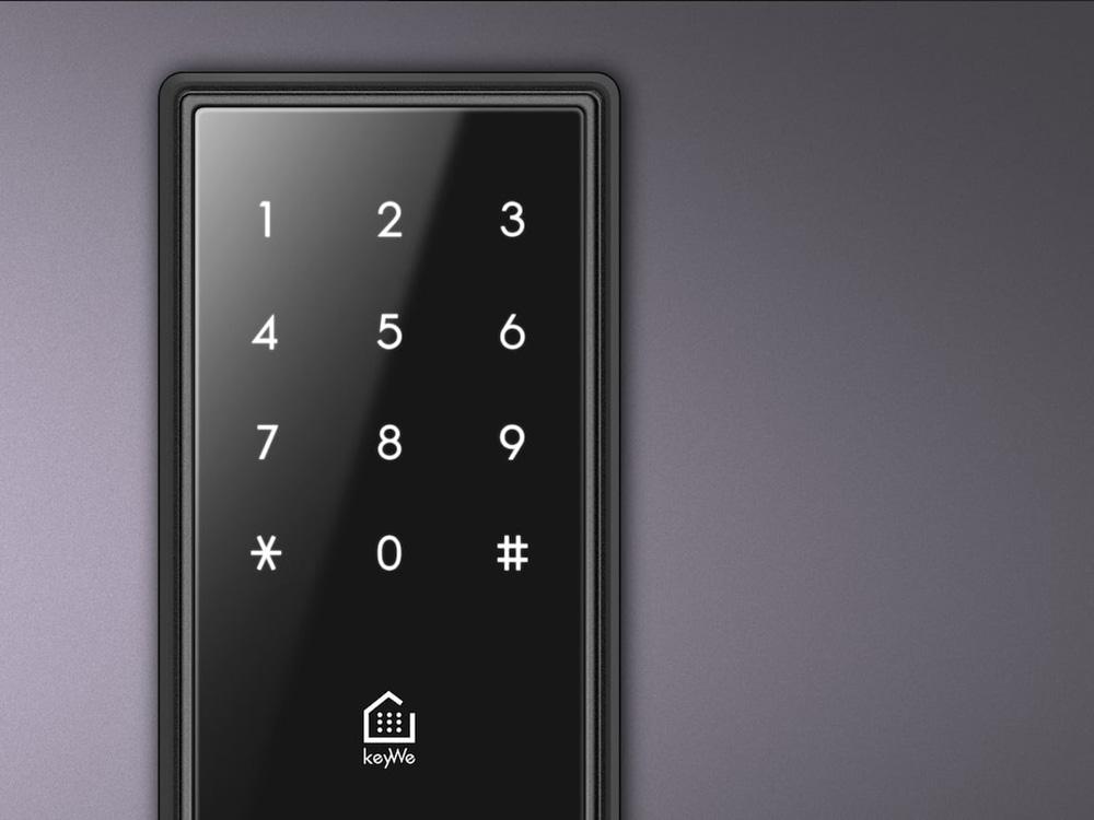 KeyWe-Smart-Door-Lock