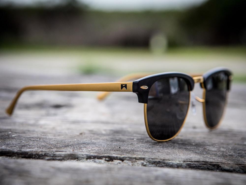 The Empire - Titanium Aerospace Sunglasses 3