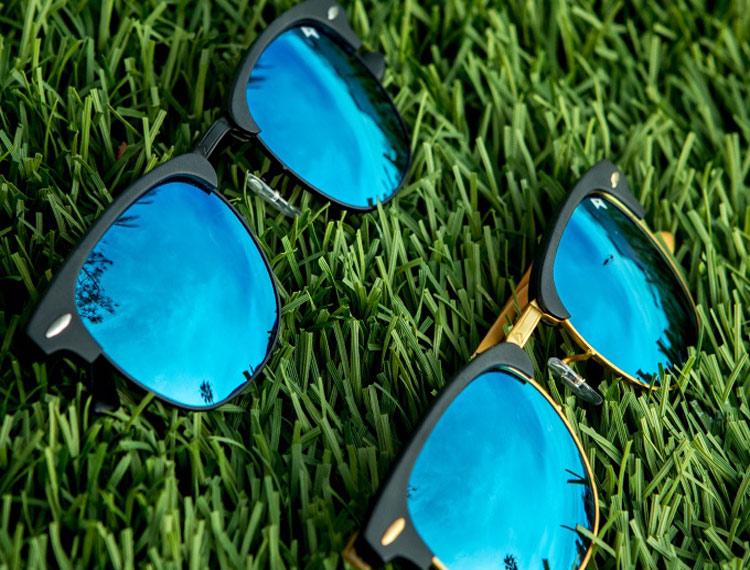 The Empire - Titanium Aerospace Sunglasses 5