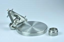 Tripod & plaque de zinc