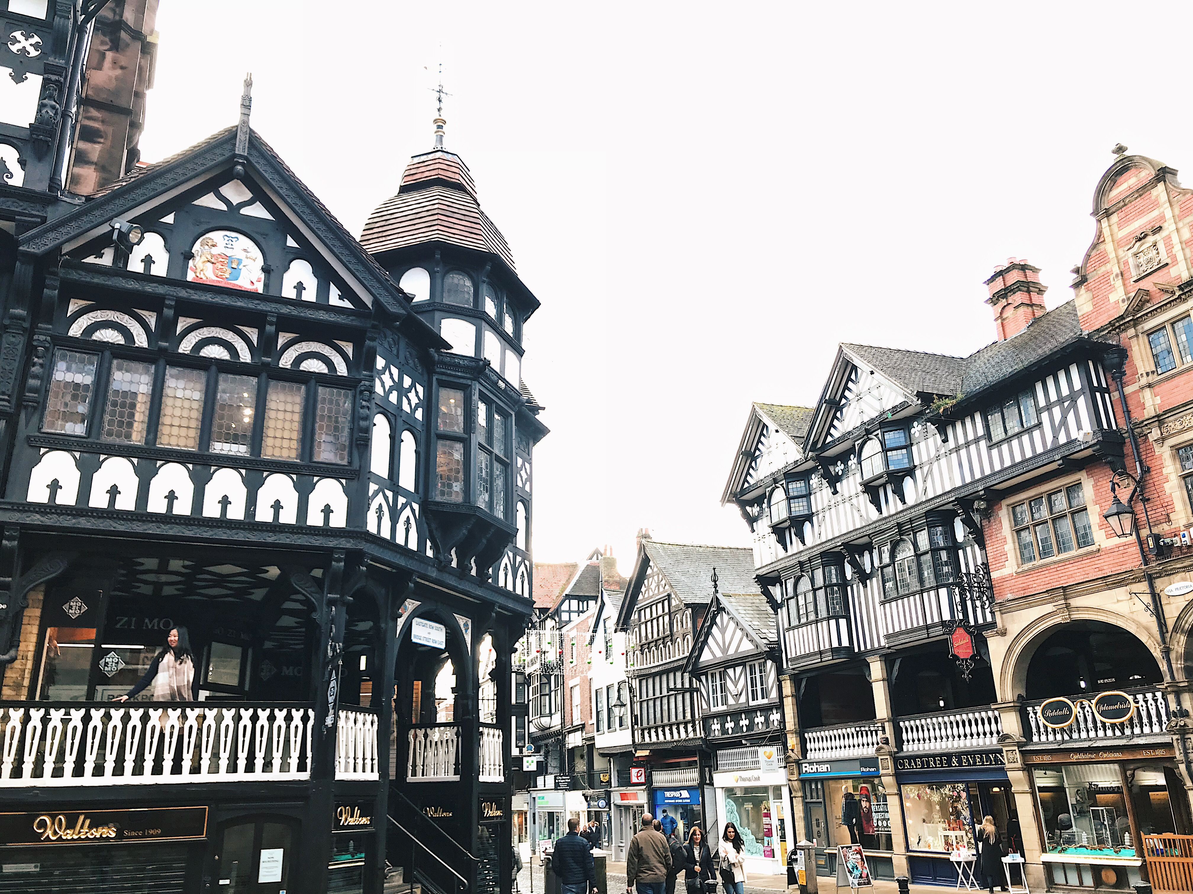 Weekend away in beautiful Chester