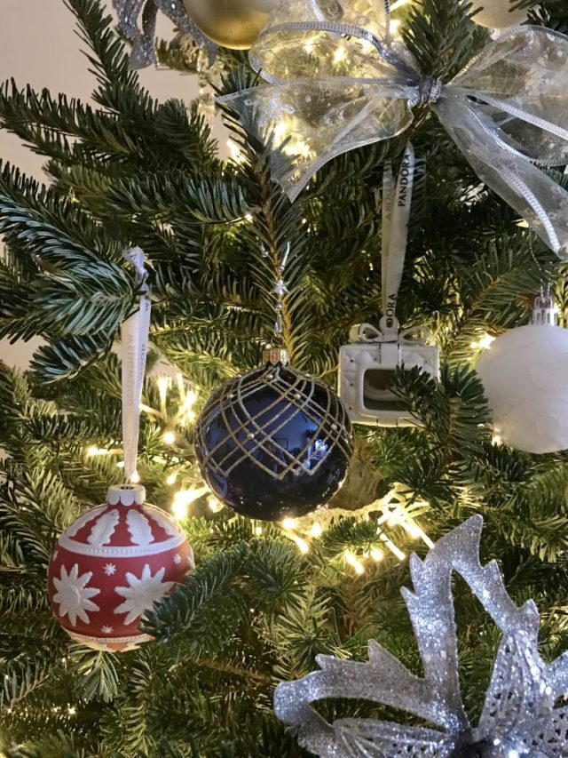 luxury christmas bauble collections