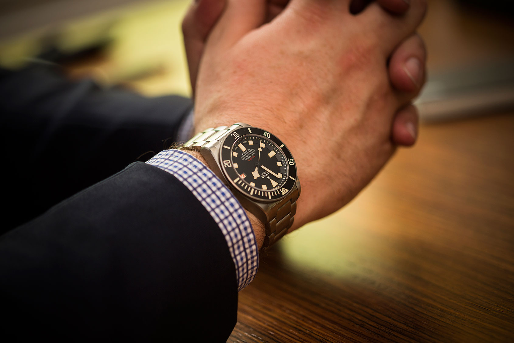 Tudor Pelagos LHD First Look Video Photos And Price