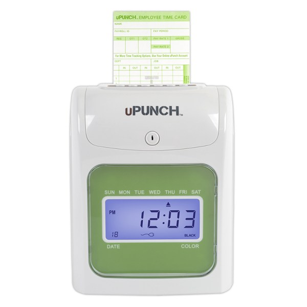 employee punch time clock for small business, upunch