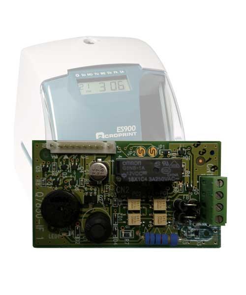 Signal Control Board: Non-atomic ES900 Clocks