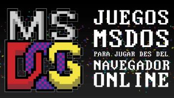 7000 JUEGOS MSDOS ONLINE para jugar des del navegador !