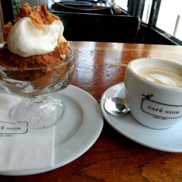 Cafe Noir Cappuccino & Chocolate Mousse