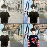 Evolution of a Painting – Max Beneath Henley Jetty