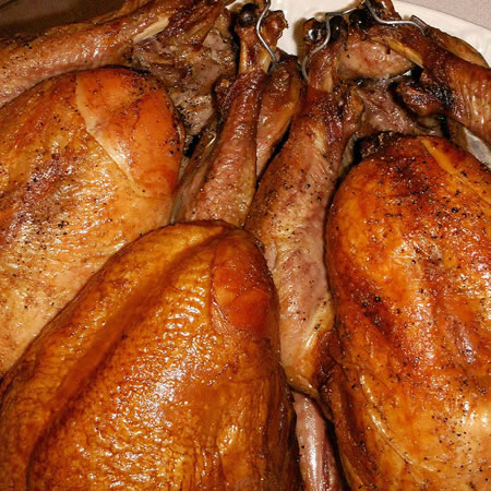 Roast Turkeys