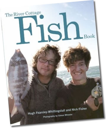 Hugh Fearnley-Whittingstall's excellent River Cottage fish book