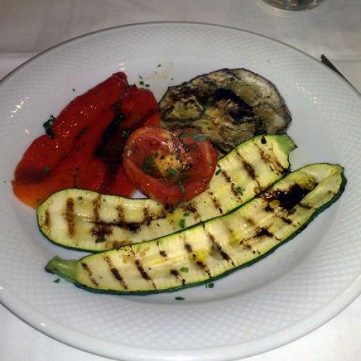 Misto di Verdure alla Griglia Condite al Balsamico