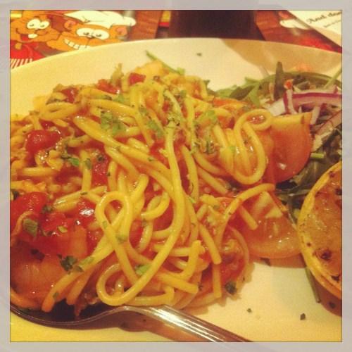 Spaghetti Oceana