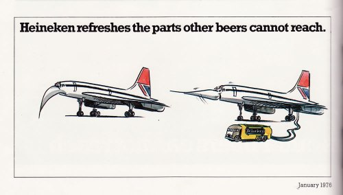 Classic Heineken Advert