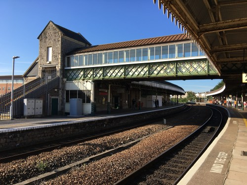 Weston-super-Mare railway station