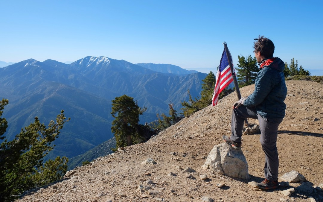Day 26: Mount Baden Powell