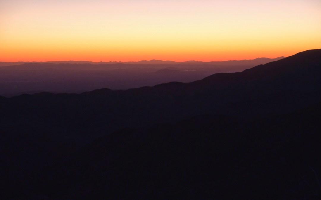 Day 28: Light on the Horizon