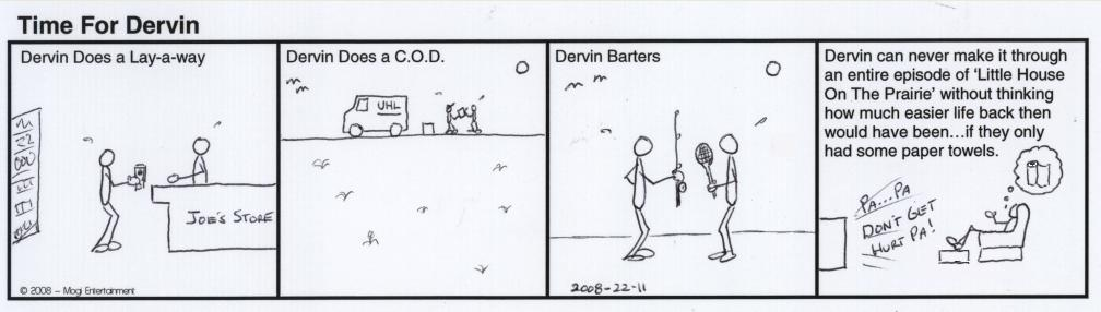 Time For Dervin
