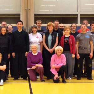 Chen-Bing-Seminargruppe 2013