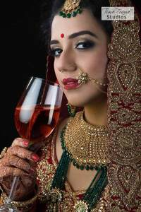 Professional Studio Fashion Photography in Pune