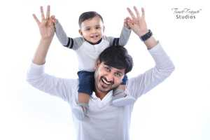 Professional Family Photography in Pune