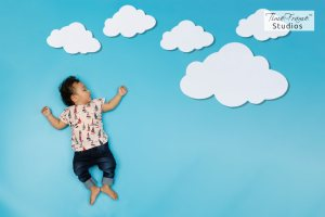 Creative Baby Photography in Pune