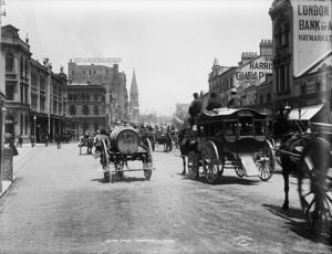 George_Street_Haymarket_1890s