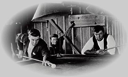 The rise and fall of billiard saloons