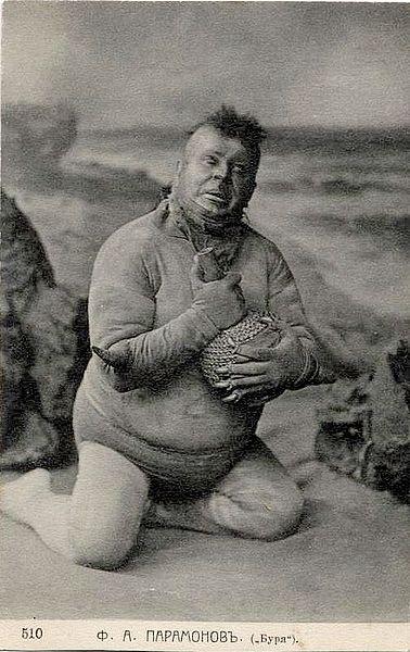 donkey jack caliban 1905