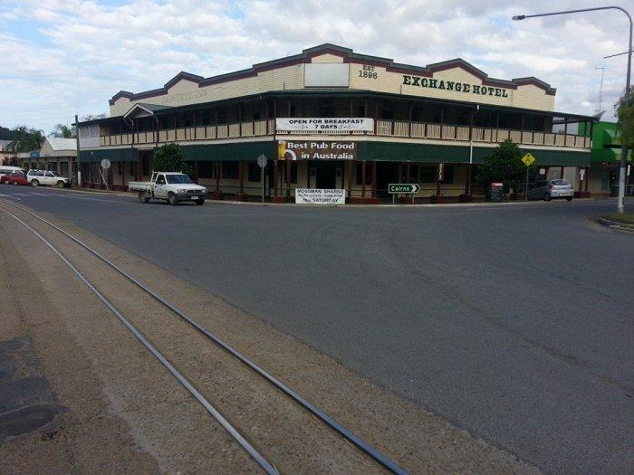 The Exchange Hotel, Mossman Far North Queensland, 2014