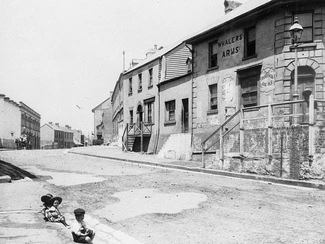 Whalers Arms, Gloucester Street, Millers Point, The Rocks, Sydney