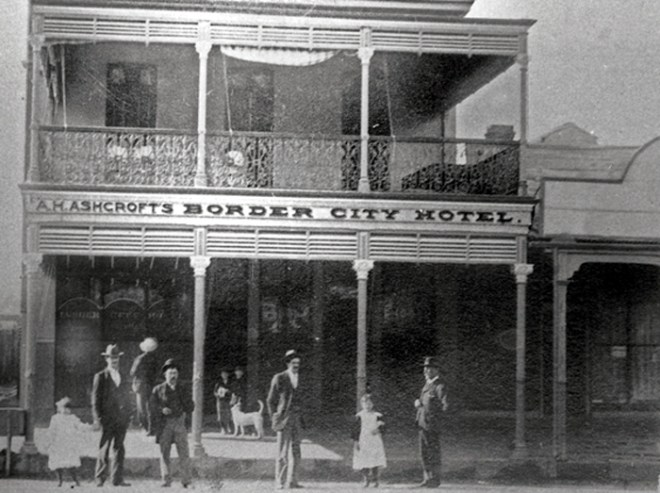Border City Hotel, Albury NSW