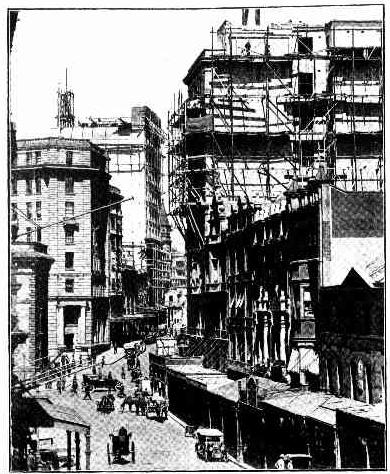 empire hotel sydney demolished 1923