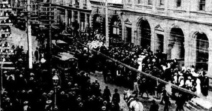 funeral sadie macdonald empire