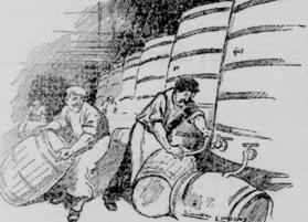 Brewing beer in Sydney - Evening News Saturday 22 February 1908.