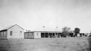 Commercial Hotel, Hungerford Queensland.