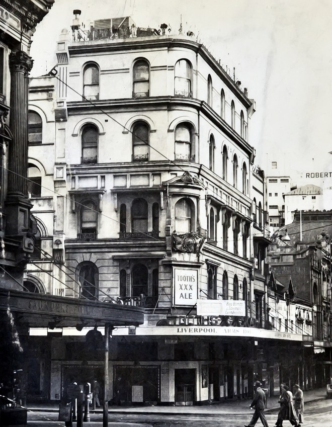 Liverpool Arms 1949. Tooth & Co Archives. ANU