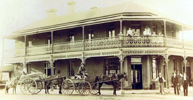 The Terminus Hotel, Singleton.