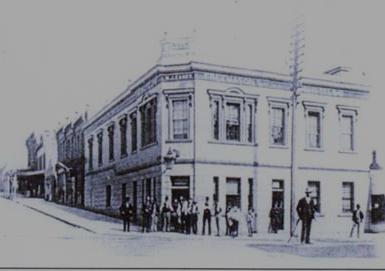 Freemasons Arms Hotel Fitzroy.