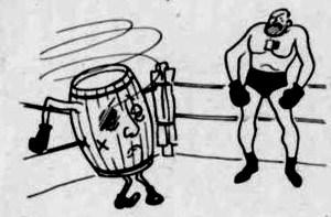 beer strike feb 15 1941
