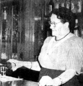 lily dear south australian barmaid 1949