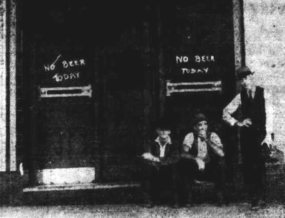 no beer Tribune feb 8 1946 cropped