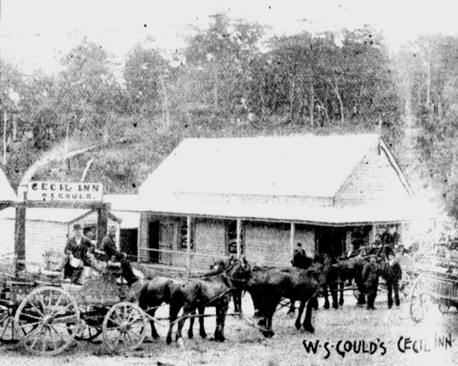 Gould's Cecil Inn