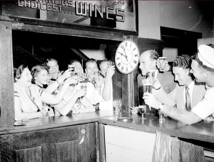 northern club hotel sydney 1955