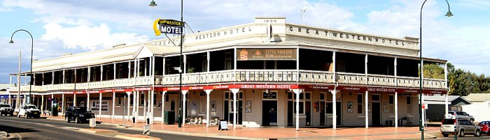 great western hotel cobar nsw